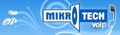 Mikrotech VoIP - Otázky a odpovědi